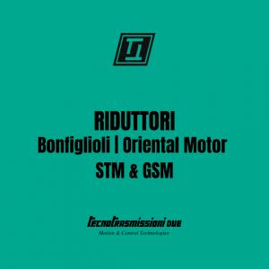 Riduttori Bonfiglioli, Oriental Motor, STM & GSM