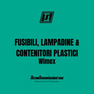 Fusibili, Lampadine e Contenitori Plastici