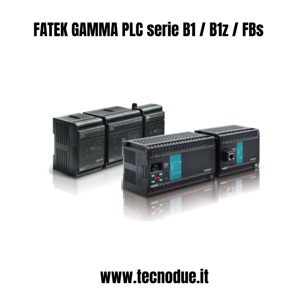 Fatek gamma PLC