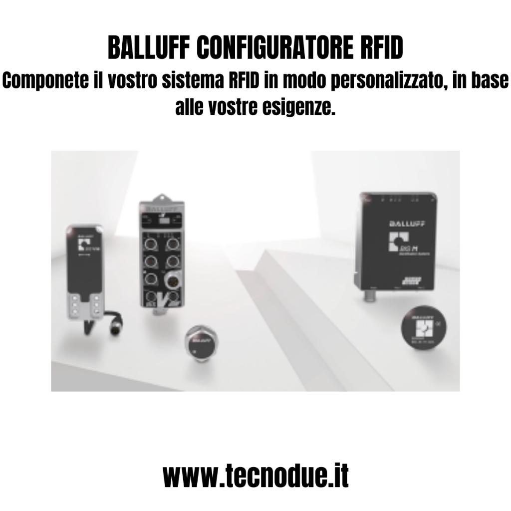 Configuratore RFID