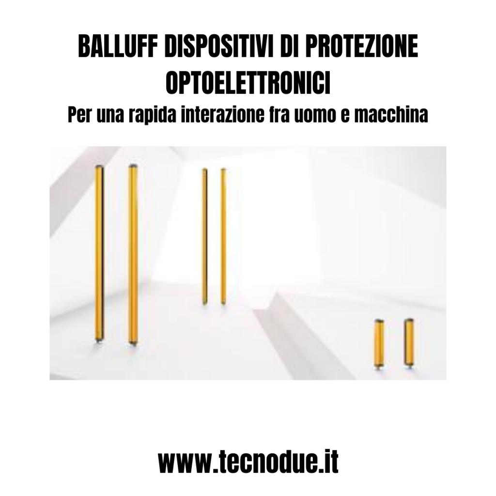 Dispositivi di protezione optoelettronici