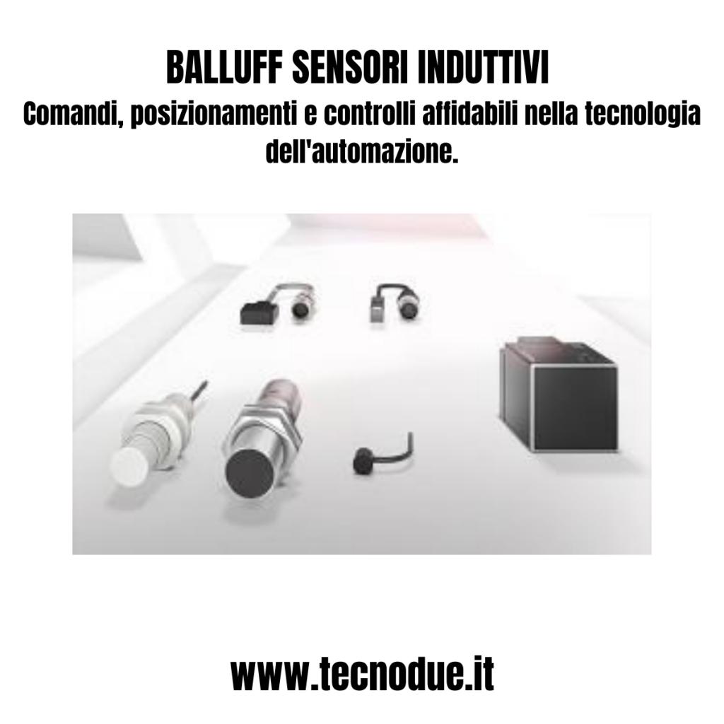 Sensori Induttivi