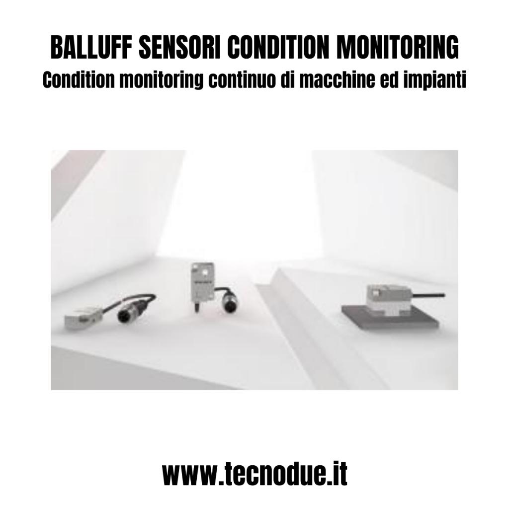 Sensori Condition Monitoring