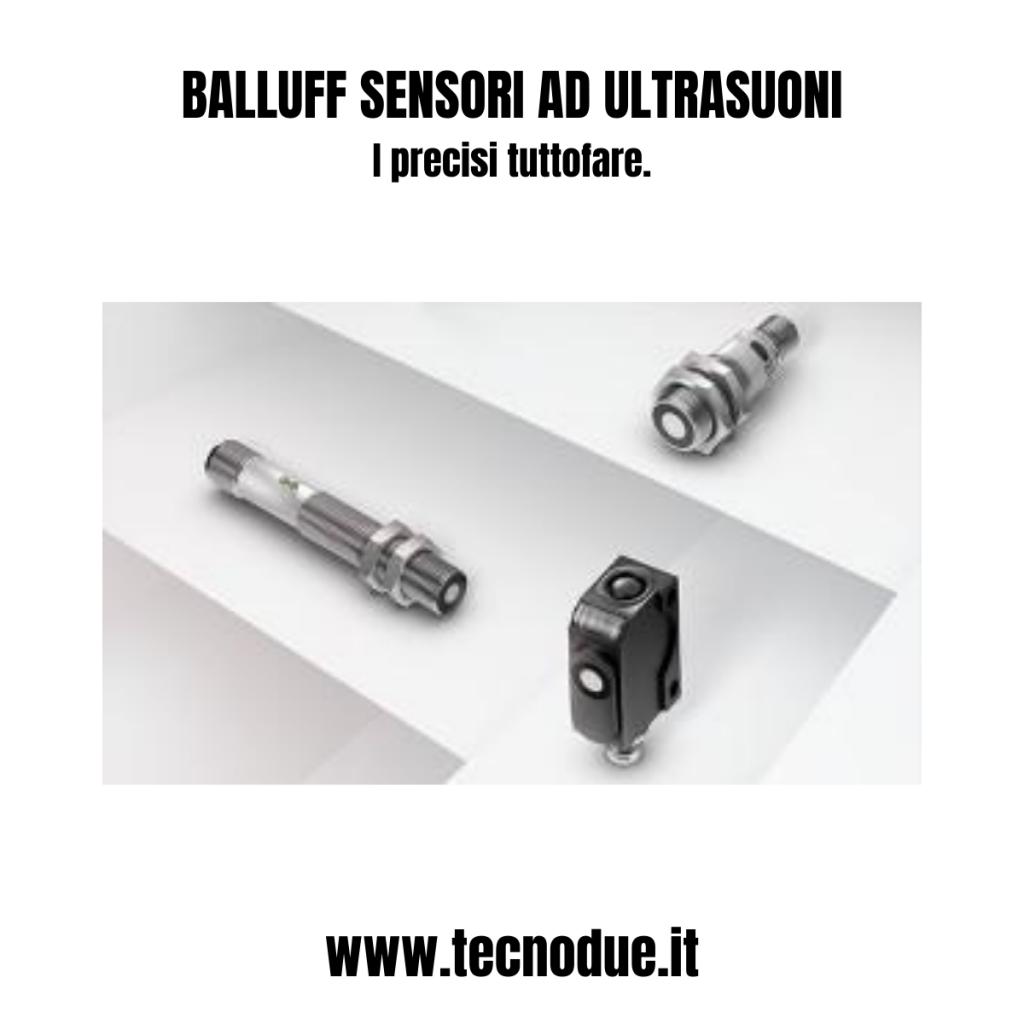 Sensori Ad Ultrasuoni
