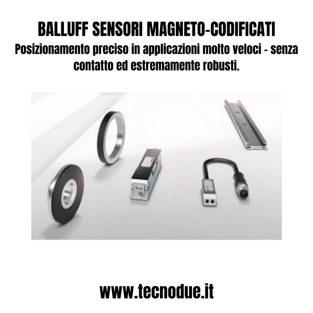 Sensori Magneto-Codificati