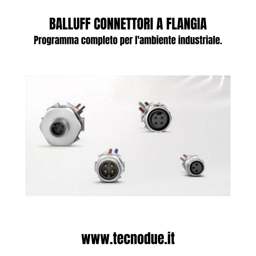 Connettori a Flangia