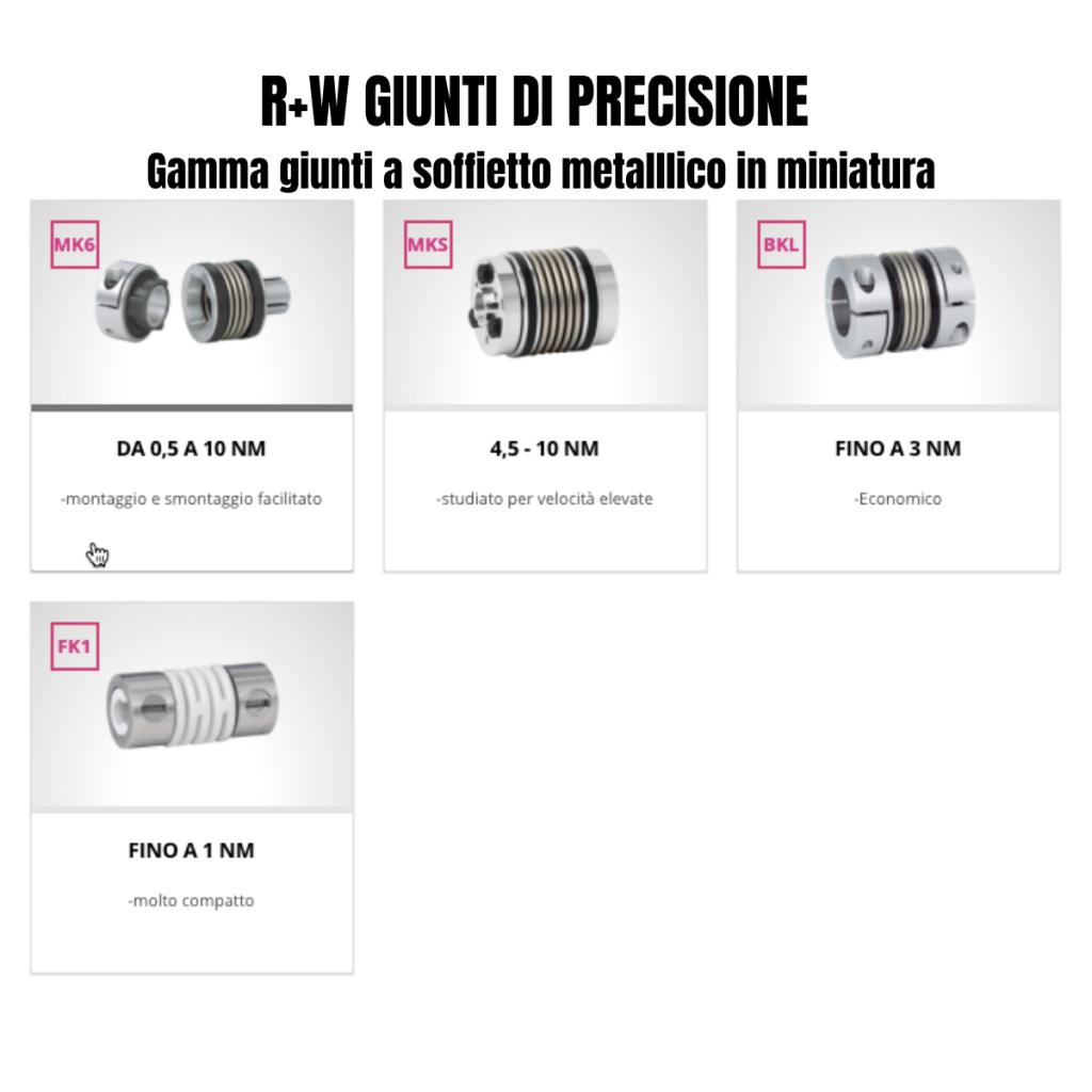 GIUNTI DI PRECISIONE (3)