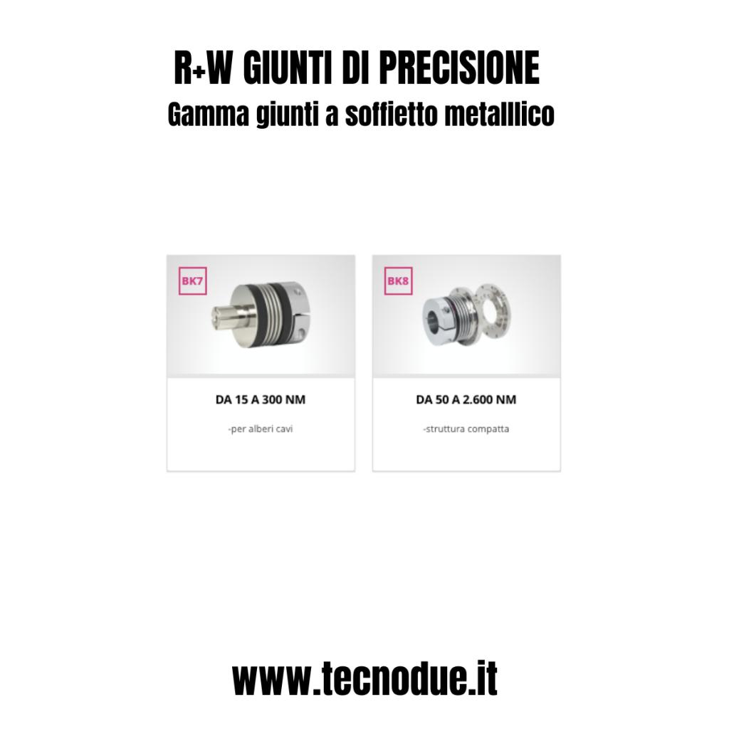 GIUNTI DI PRECISIONE (4)