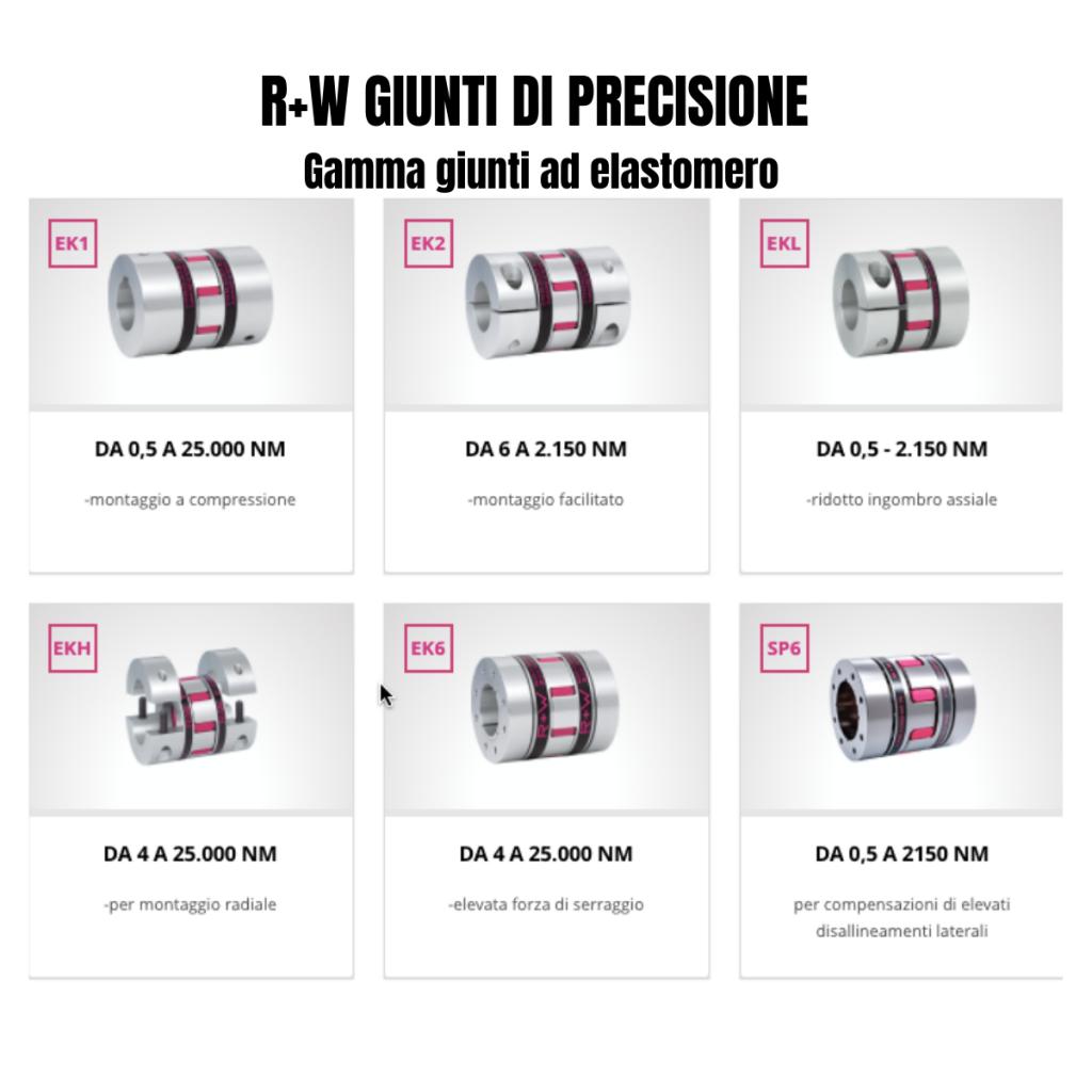 GIUNTI DI PRECISIONE (5)