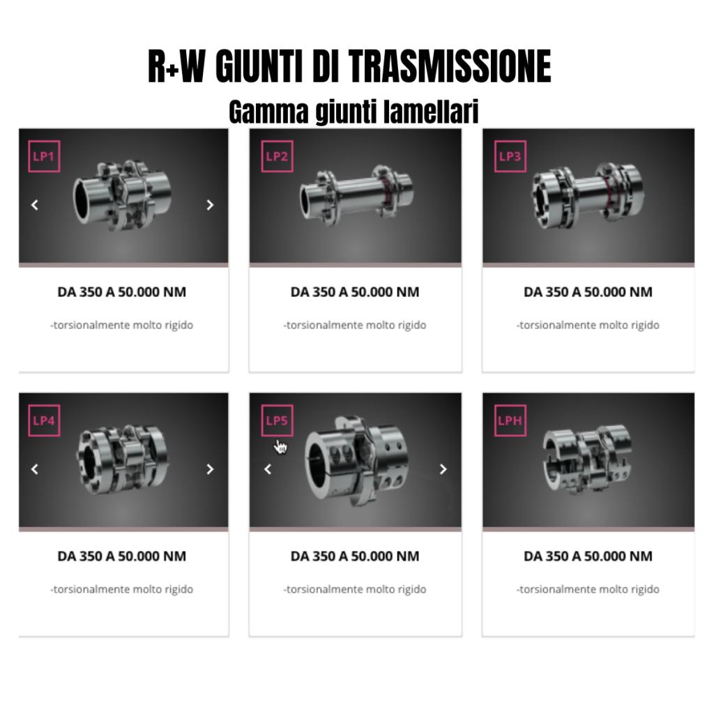 GIUNTI DI TRASMISSIONE (4)